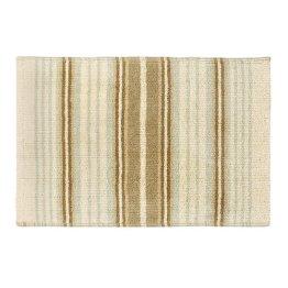 Striped rug