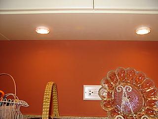 Undercabinet lights