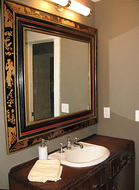 Sideboard vanity