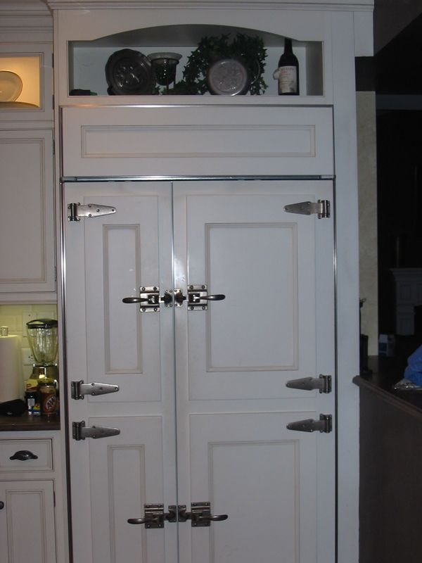 My Home Redux How To Make Your Refrigerator Look Like An