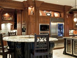 Top end kitchen
