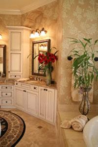 Wallpaperbathroom